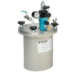 MDG 8 Pressure tank.