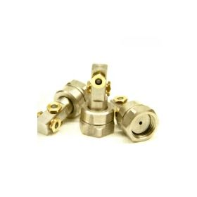 Airless nozzle for Pipe Coating